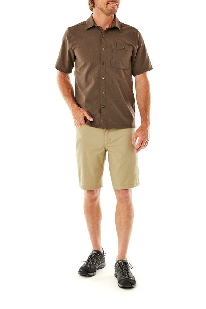 Men's Rockwood Short Sleeve On Body Men's Rockwood Short Sleeve