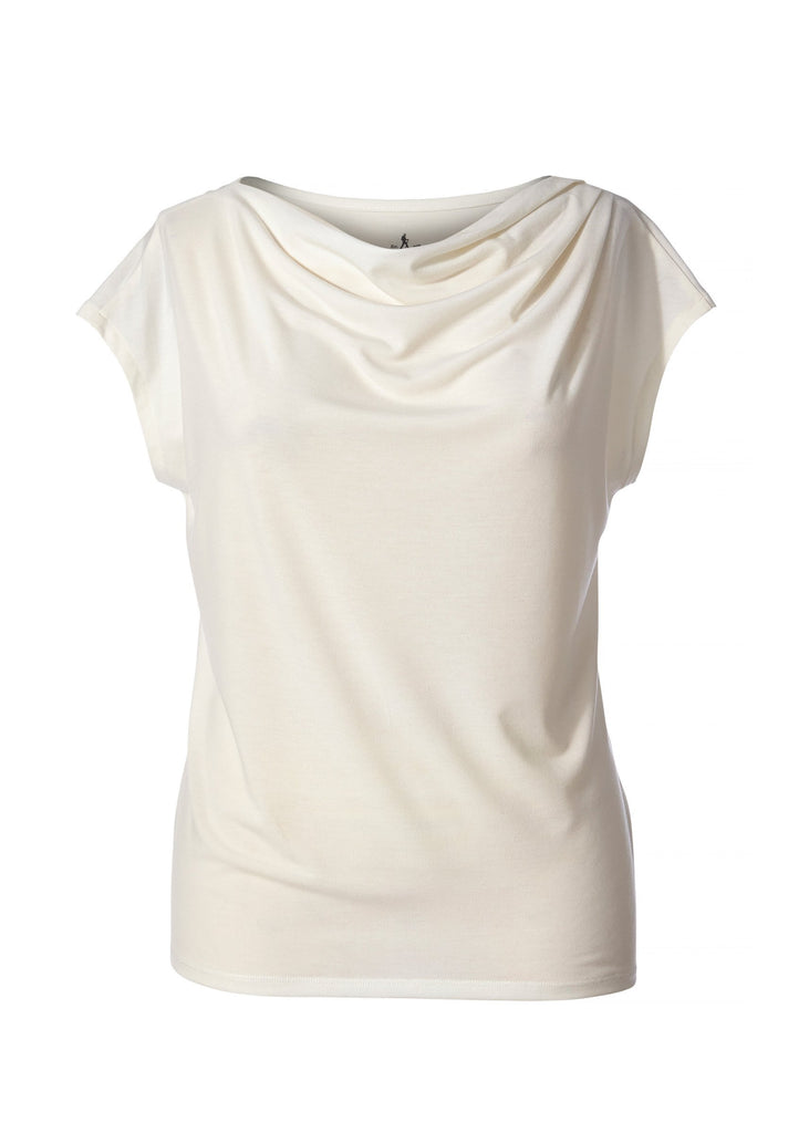 ESSENTIAL TENCEL COWL NECK Women's Essential Tencel™ Cowl Neck