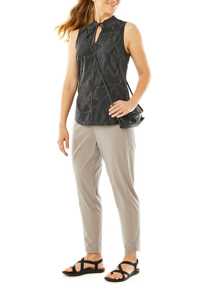 Women's Spotless Traveler Pant On Body Women's Spotless Traveler Pant