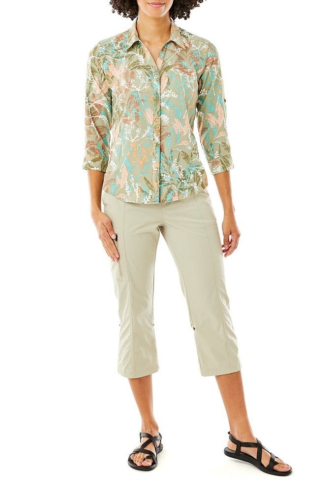 Women's Discovery III Capri On Body Women's Discovery III Capri