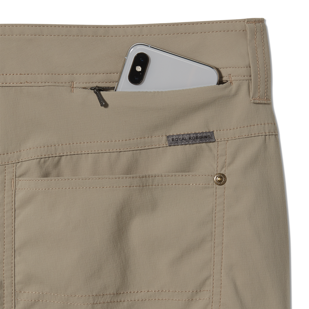 Men's Bug Barrier™ Active Traveler Stretch Zip 'n' Go Pant Men's Bug Barrier™ Active Traveler Stretch Zip 'n' Go Pant
