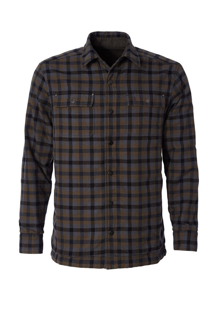 Men's Reversible Shirt Jacket Men's Reversible Shirt Jacket