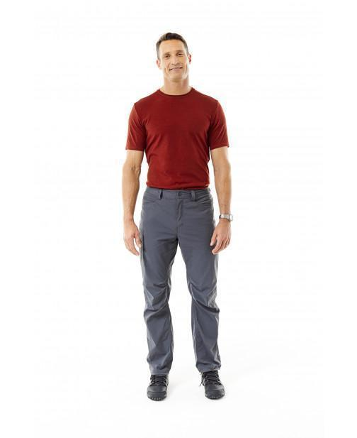 Eco-friendly bluesign approved fabric Men's Active Traveler Stretch Pant
