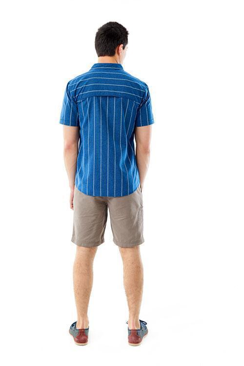 Eco-friendly bluesign® approved fabric Men's Vista Dry Short Sleeve