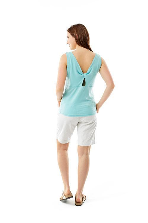 Women's Essential Tencel Twist Tank Women's Essential Tencel Twist Tank