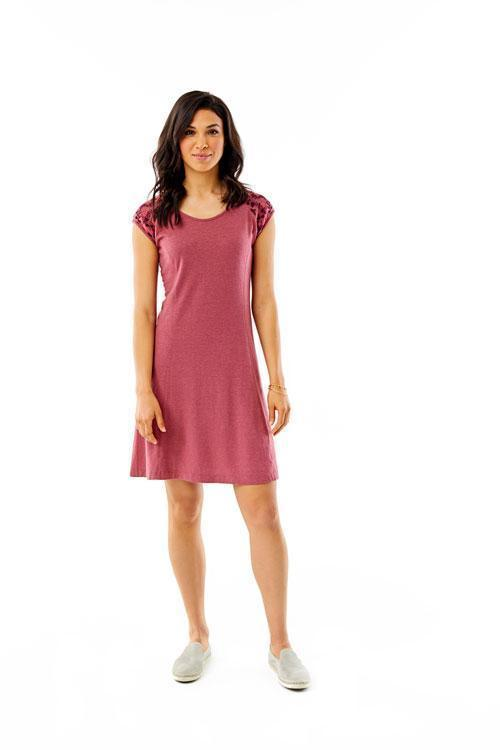 Women's Flynn Scoop Neck Dress Women's Flynn Scoop Neck Dress