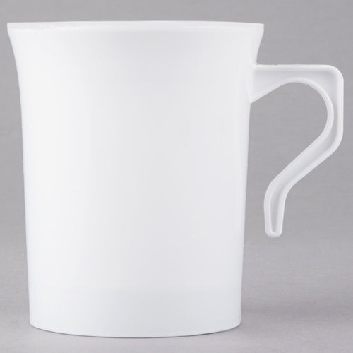 Coffee Cup- White