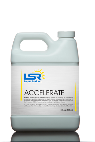 Accelerate 32 oz.