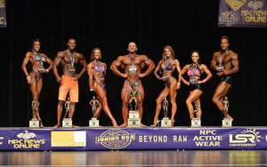 2019 NPC Junior USA Charleston South Carolina