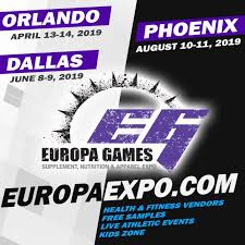 2019 Dallas Europa June 8-9 Dallas, TX