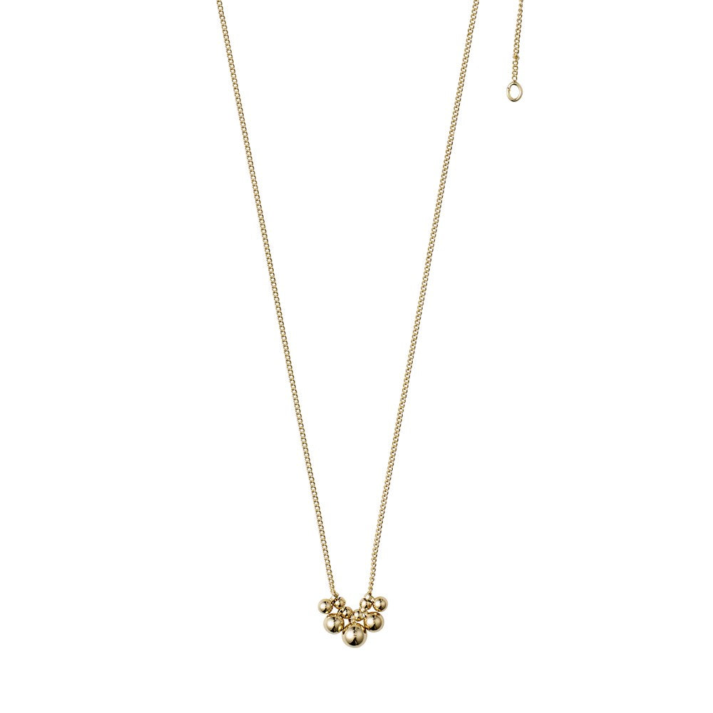 Meg Necklace - Gold Plated