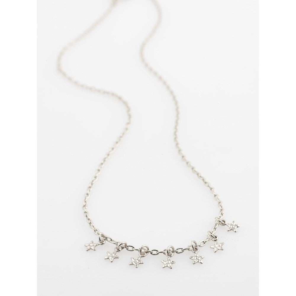 Regina Necklace - Silver Plated