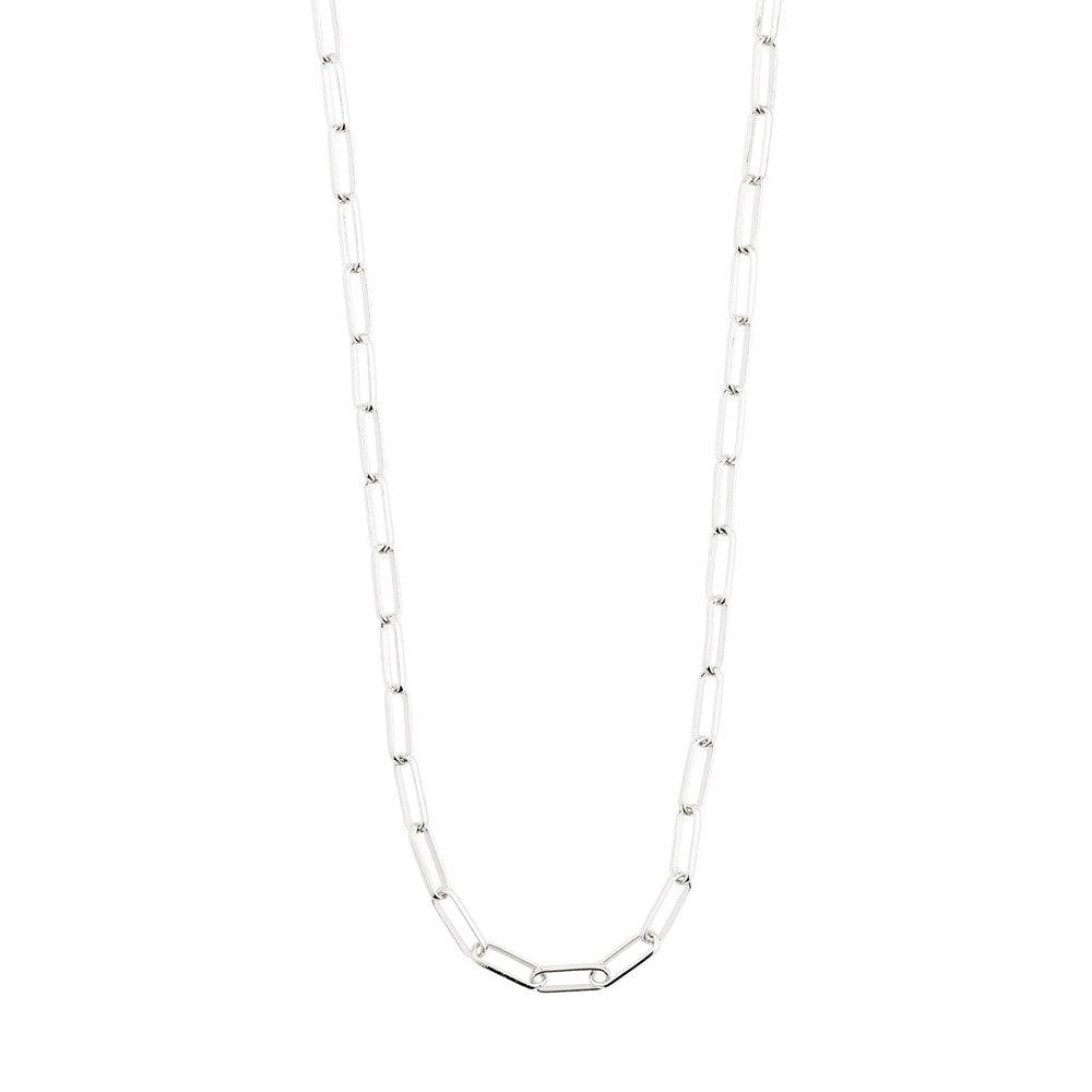 Ronja Necklace - Silver Plated