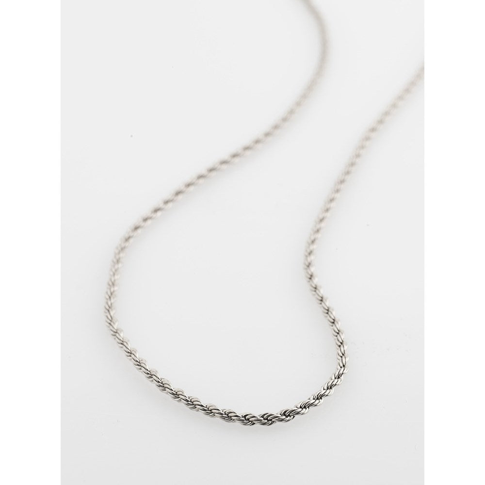 Pam Necklace - Silver Plated