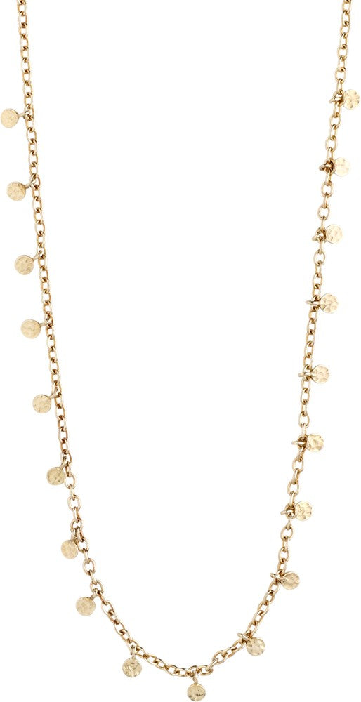 Panna Necklace - Gold Plated