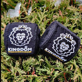 "Kingdom Fightwear 180"" Semi Elastic Mexican Hand Wraps - Kingdom Fightwear"
