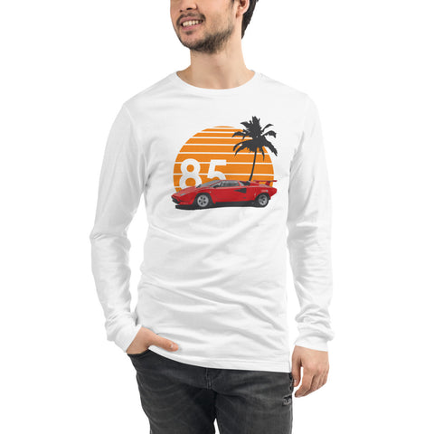 Unisex Long Sleeve 85 LAMBO