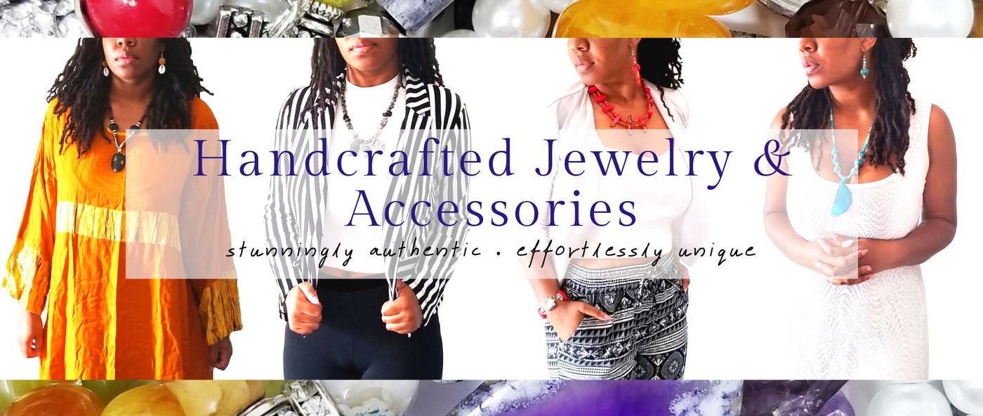 Handcrafted Jewelry and Accessories