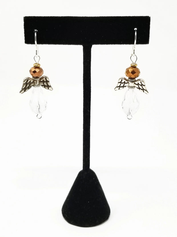Shaba Angel Earrings
