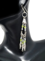 Mandere Chandelier Earrings
