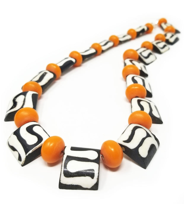 Nyoka Necklace