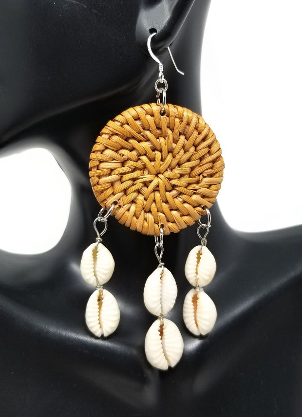 Wangari Earrings