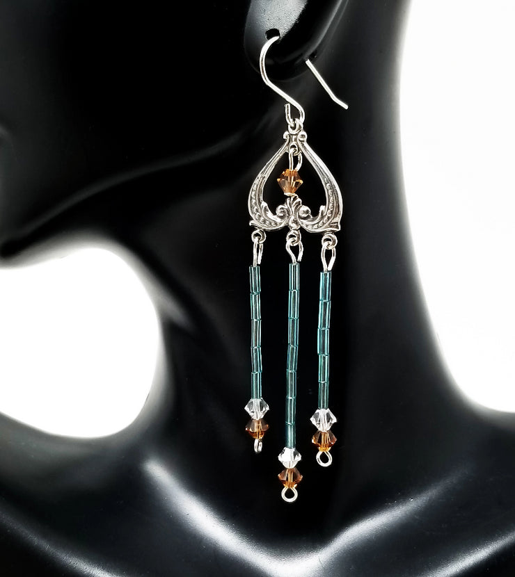 Ustadi Earrings