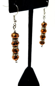 Sawa Earrings - Copper