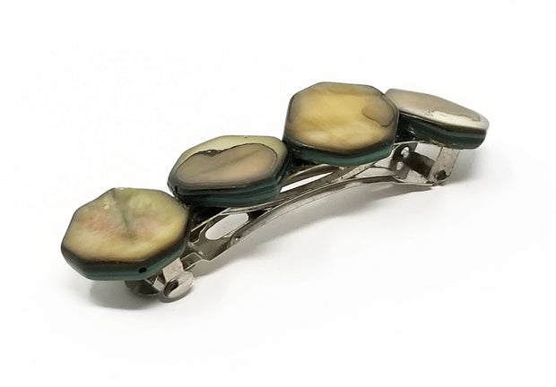 Paua Shell Barrette