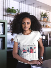 """Effortlessly Unique-Women"" T-Shirt"