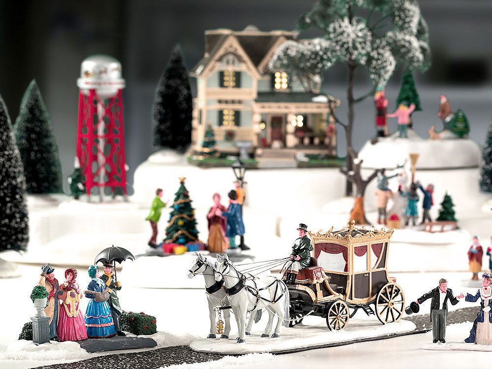 Lemax Christmas Village Table Pieces