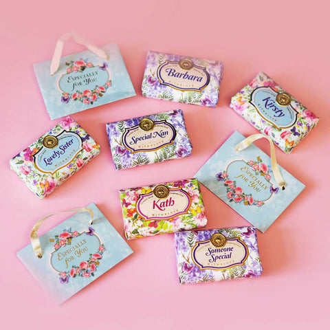 Personalised Soap Gift