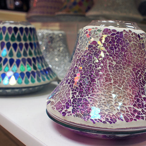 Candle Shades & Trays
