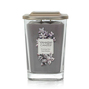 Evening Star Large Yankee Square Candle