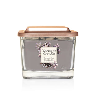 Evening Star Yankee Medium Square Candle