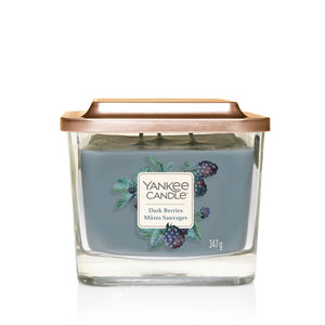Dark Berries Medium Yankee Square Candle