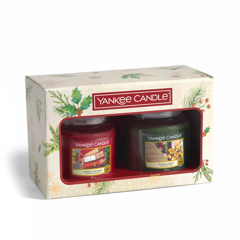 Magical Christmas Morning 2 Medium Jar Candles