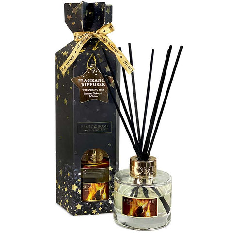 Welcoming Fire Reed Diffuser