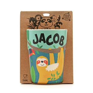 Jacob, Bamboo Beaker