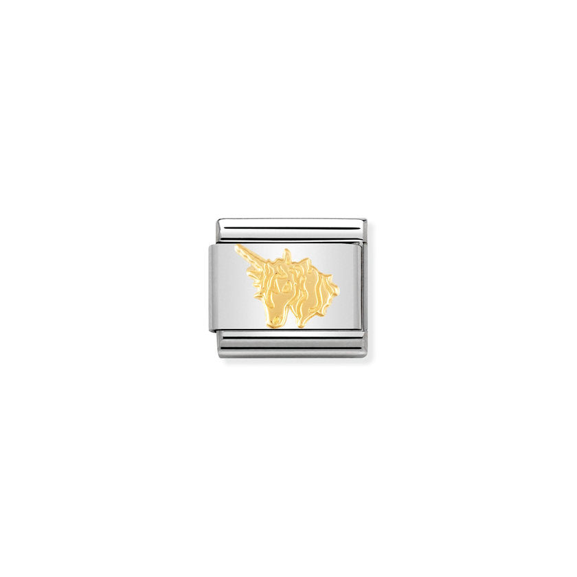 Unicorn Gold Charm Link Nomination