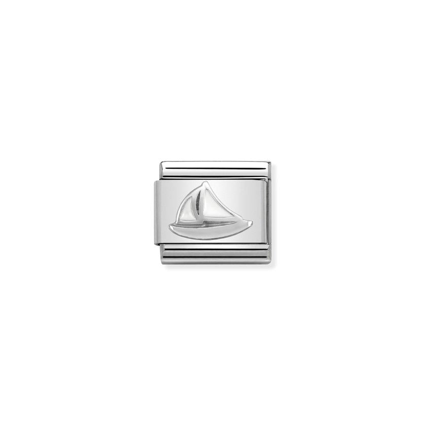 Sail Boat Composable Classic Link Nomination Charms