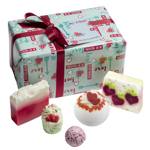 Be Mine Gift Box Bath Bomb Cosmetics
