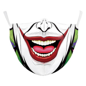 Joker Reusable Face Mask