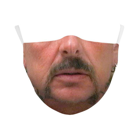 Joe Exotic Reusable Face Mask