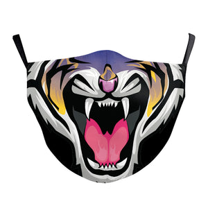 Tiger Reusable Face Mask