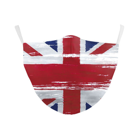 Union Jack Reusable Face Mask