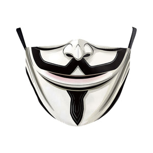 Anonymous Reusable Face Mask