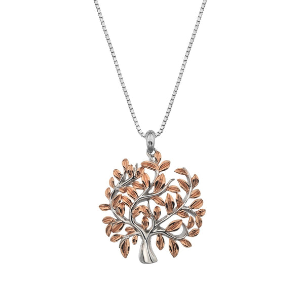Passionate Rose Gold Pendant Hot Diamonds Jewellery
