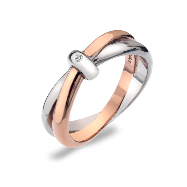 Eternal Ring Hot Diamonds Jewellery