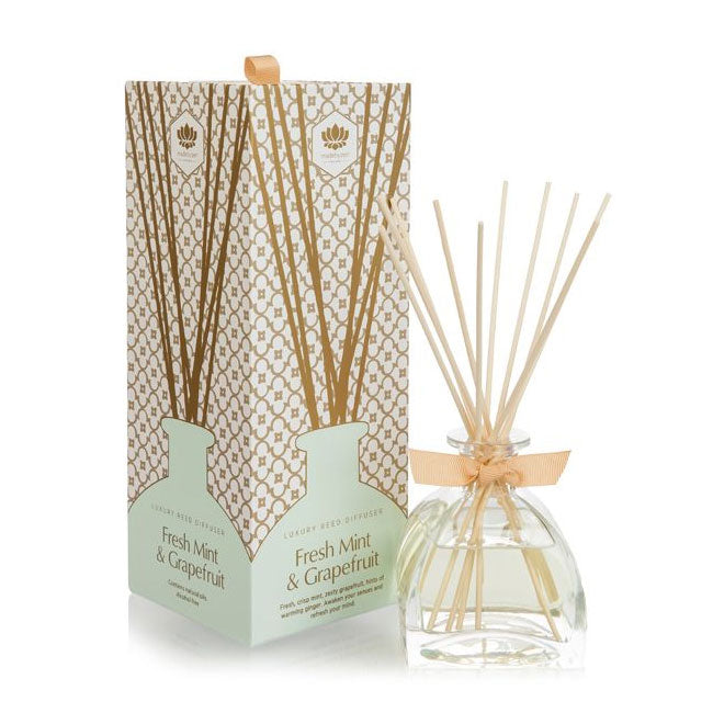 Grapefruit Mint Reed Diffusers Made by Zen